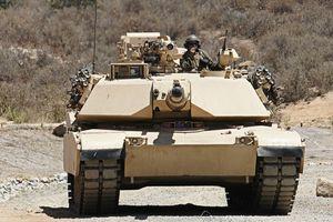 Quân đội Mỹ sẽ có 'xe tăng 4 chân'?
