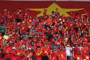 Myanmar cấm fan Việt Nam mua vé khu vực dành cho khán giả đội chủ nhà