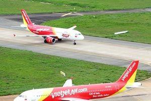 Máy bay Vietjet từ TP.HCM-Hà Nội phải quay đầu vì báo động giả