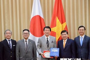 TP Hồ Chí Minh chào đón doanh nghiệp Nhật Bản đến đầu tư, kinh doanh