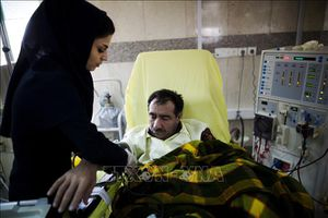 Y tế Iran chịu nhiều ảnh hưởng do lệnh trừng phạt của Mỹ