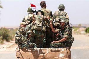Syria dồn dập chiến sự khi cuộc chiến chống IS sắp tới hồi kết
