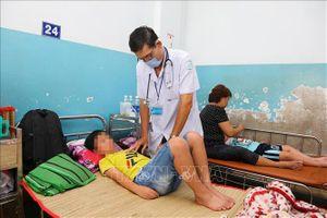 Số ca mắc sốt xuất huyết tăng đột biến ở Đức Phổ, Quảng Ngãi
