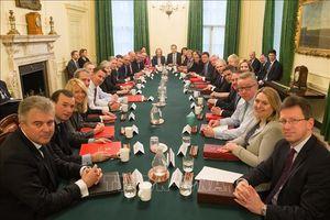 Thủ tướng Anh triệu tập cuộc họp nội các