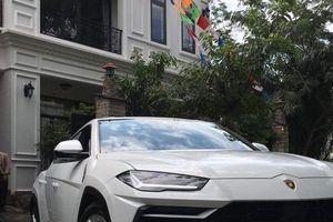 Thú chơi siêu xe khủng của đại gia tậu Lamborghini Urus đầu tiên tại Việt Nam
