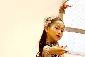 Tạ Phương Hà Linh – Cô bé gang thép quán quân cuộc thi International Oriental Xpression Dance Festival, Malaysia