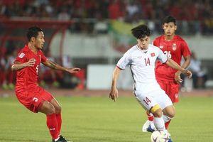 Đội tuyển Việt Nam hòa Myanmar: Trọng tài xử ép khiến Việt Nam bất lợi