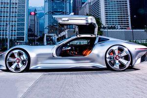 Cận cảnh siêu xe Mercedes-Benz giá 1,5 triệu USD, giới hạn 5 chiếc