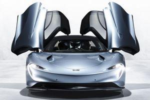 Vẻ đẹp không tì vết của siêu xe gần 63 tỷ đồng
