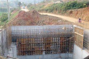 Sa Pa (Lào Cai): Nhiều dự án hạ tầng được gấp rút triển khai