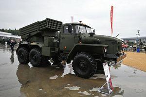 Cận cảnh những loại vũ khí hiện đại trong ngày kỷ niệm Pháo binh – Tên lửa Nga