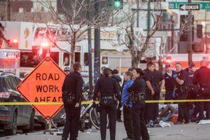 Bạo lực súng đạn tiếp tục gây nhức nhối tại Mỹ