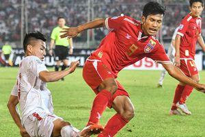 18h30 ngày 20/11, ĐT Myanmar vs ĐT Việt Nam: Vé bán kết đợi thầy trò Park Hang-seo