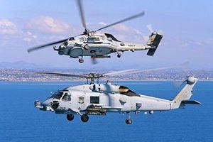 Mỹ đầu tư thêm 8 trực thăng MH-60R Seahawk vào năm 2020