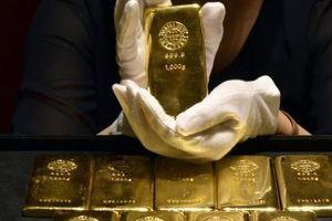Giá vàng đi ngang tại thị trường châu Á