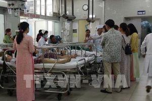 Thông tin mới về sức khỏe học sinh bị tai nạn do sập giàn giáo