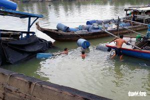 Vụ chìm thuyền sông Đồng Nai: Chủ phương tiện không có giấy phép?