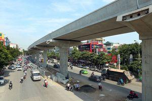Vì sao các dự án đường sắt đô thị chậm tiến độ?