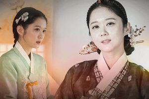 'The Last Empress' Jang Na Ra thanh lịch trong bộ hanbok truyền thống