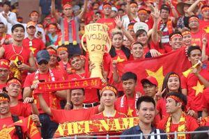 Liên đoàn bóng đá Mynamar cấm CĐV Việt Nam mua vé chợ đen