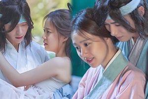 'Shock' vì Yoon Hyun Min không phải là chồng tiều phu của tiên nữ Moon Chae Won trong 'Mama Fairy and the Woodcutter'
