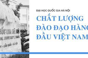 Lý do gì khiến Đại học Quốc gia Hà Nội luôn chiếm vị trí số 1 Việt Nam trên các BXH uy tín thế giới
