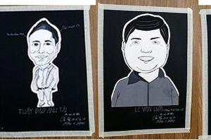 Khi sinh viên ĐH Kiến trúc Đà Nẵng tặng quà 20/11: Đem ảnh thầy cô vào bản thiết kế đúng chất 'ngành'