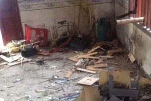 Bắt đối tượng mang mìn từ Bắc Giang vào Nghệ An nổ nhà bạn gái