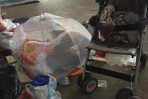 Chính quyền địa phương lên tiếng về 2 mẹ con sống vạ vật ở phố phường Hà Nội gây xôn xao dư luận