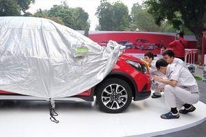 Choáng với công nghệ trên xe ô tô giá dưới 500 triệu đồng của VinFast