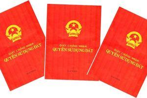 Thủ tục xin cấp sổ đỏ khi mất toàn bộ hồ sơ giấy tờ về đất