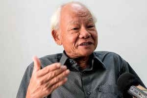 PGS. TSKH Nguyễn Tác An: 'Nhận chìm là hoạt động kinh tế bình thường, song cần được kiểm soát chặt chẽ'