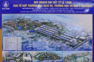Thái Hưng đã được cho phép chuyển 21,4ha đất thuê 50 năm thành đất ở lâu dài thế nào ?