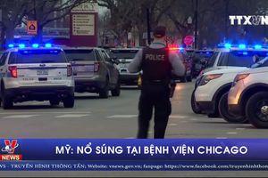 Nổ súng tại bệnh viện Chicago - Mỹ