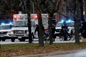 Thêm một vụ xả súng đẫm máu ở nước Mỹ