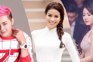Những 'thầy cô giáo siêu hot' của showbiz Việt