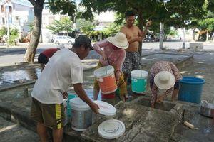 Đà Nẵng đề nghị đắp đập tạm vì thiếu nước