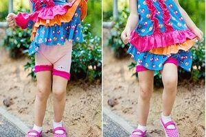 Chọn quần lót cho bé gái, cha mẹ cần biết những lưu ý này để bảo vệ sức khỏe con