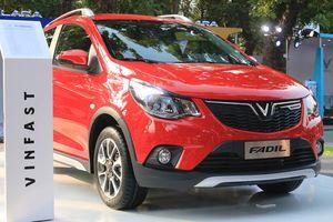 Cận cảnh chi tiết xe giá rẻ VinFast Fadil - đối thủ Hyundai Grand i10