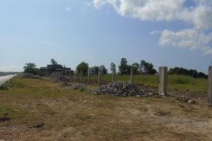 Thanh Hóa: UBND tỉnh yêu cầu làm rõ, xử lý vụ 20.430 m2 'đất vàng' ở xã Quảng Định, huyện Quảng Xương