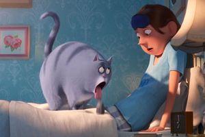'Đẳng Cấp Thú Cưng 2' tung trailer mới hài hước về mèo mập Chloe