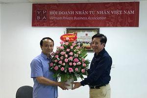 Chúc mừng PGS.TS. Nguyễn Trọng Điều - Người Thầy-Chủ tịch Hội DNTNVN