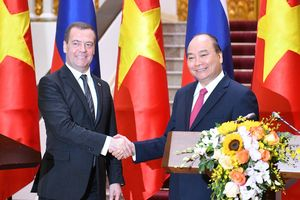 'Việt - Nga đã hoạch định những bước đi trong tương lai'