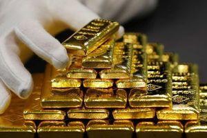 Giá vàng miếng rời đỉnh, USD tự do liên tục đi xuống