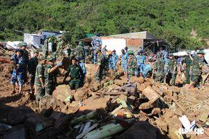 Mưa lũ ở Nam Trung Bộ gây thiệt hại nặng về người và tài sản