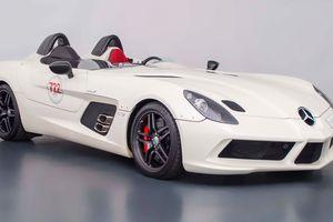 Siêu xe Mercedes 10 năm tuổi này còn đắt hơn Bugatti Chiron