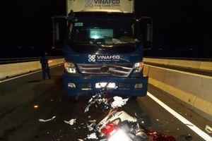Chạy xe ngược chiều trên cầu Cao Lãnh, 2 nữ sinh tử vong