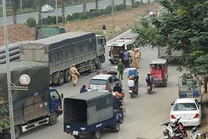 Va chạm với xe tải, người điều khiển xe máy tử vong tại chỗ