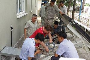 Liên kết đào tạo Việt - Đức trong xây dựng: Thân thiện với môi trường