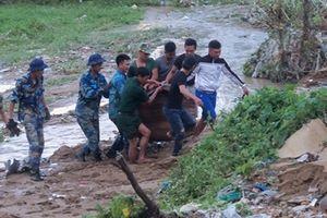 17 người tử vong sau vụ sạt lở núi, Khánh Hòa chuẩn bị ứng phó bão số 9